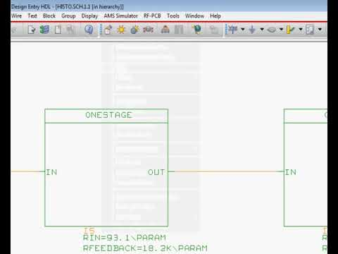 Allegro Design Authoring   Design Entry HDL and PSpice AD Tutorial Cadence Allegro