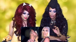WHEN FANS GO TOO FAR?? | Drag Queens React