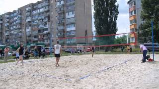 2 - Ревенко/Ревенко - Лымар/Соколовский (2:0)(, 2014-06-15T18:15:24.000Z)