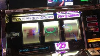 IGT Slots Double Diamond Haywire $25 Per Spin Two Haywire Spins  Choctaw Gambling Casino, Durant