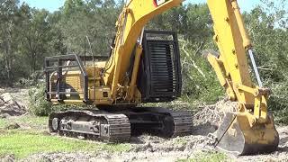 D5 DOZER LAND CLEARING