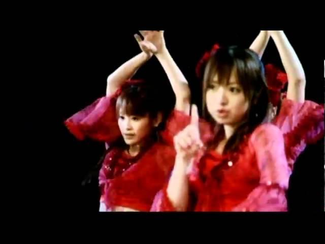 モーニング娘。『色っぽいじれったい』 (Dance Shot  Ver.)