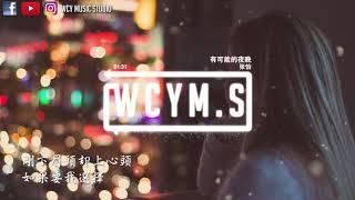 张怡 - 有可能的夜晚【動態歌詞/Lyrics Video】