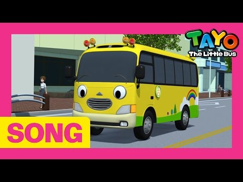[Tayo's Sing Along Show 2] #04 Hello, Nice To Meet You