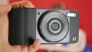 [Review] Hasselblad True Zoom (Moto Mod) (en español)