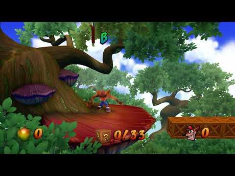 Crash Bandicoot Part 3