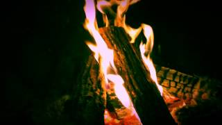 How To Build A Fire In A Wood Burning Fireplace - Perfect End To A Wonderful Evening - 01/09/2015