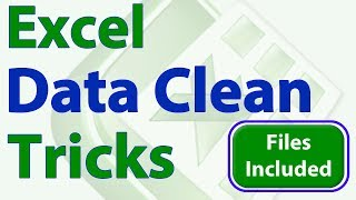 Best Excel Tricks to Clean Data