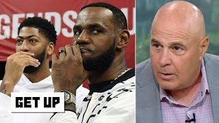 The Lakers are in trouble if LeBron doesn't allow Frank Vogel to coach him - Seth Greenberg | Get Up