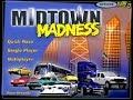 كيفية فتح سيارات في لعبة ميد تاون 1 او2 Midtown Madness