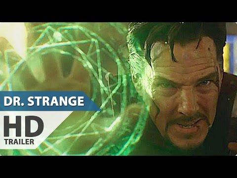 DOCTOR STRANGE Trailer 1 + 2 (Ultra HD 4K...