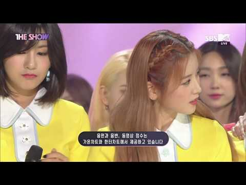 [170711] APINK - FIVE + NO.1 WIN + ENCORE STAGE @ The Show [1080P]