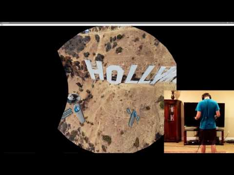 Google Earth VR: Flying Like Superman & Finding My Old Home