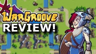 Wargroove Review! A GameBoy Style MASTERPIECE? (Switch/Xbox One)