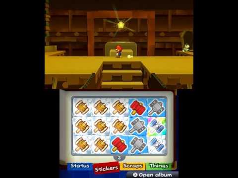Paper Mario: Sticker Star FAQs/Walkthroughs - Neoseeker