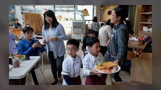 Learn to Serve Experience Day at La Kaffa 學習服務體驗日在 La Kaffa
