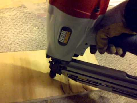 Central Pneumatic 3 In 1 Framing Nailer Review