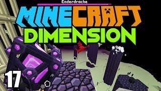 """""""KAMPF"""" gegen den Enderdrachen ☆ Minecraft DIMENSION #17"""
