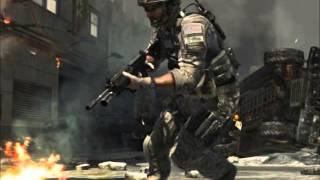 Call of Duty Modern Warfare 3 - Delta Force Theme