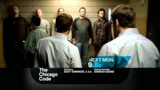 The Chicago Code - Trailer/Promo - 1x11 - Black Sox - Monday 05/09/11 - On FOX - HD