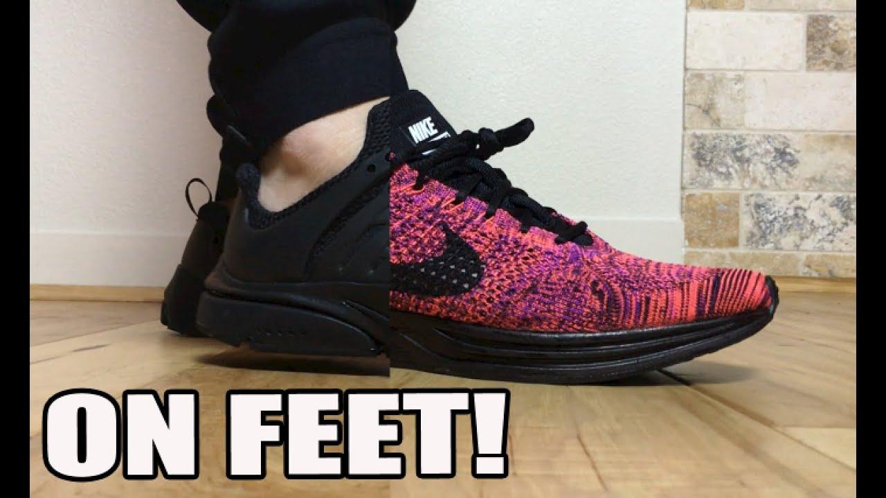 Nike Presto Flyknit Or