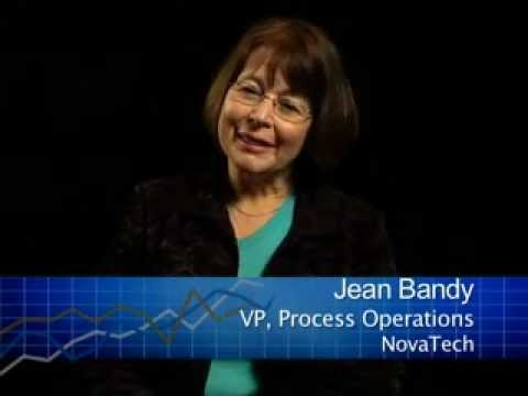 Jean Bandy of NovaTech Discusses Technology Trends
