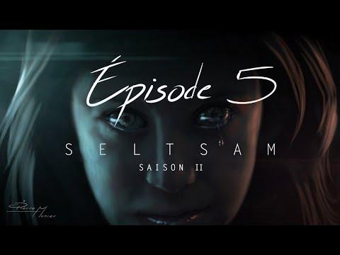 Vidéo [WEBSERIE] SELTSAM 2x05 - DANGEROUS WOMAN (ENG SUB)