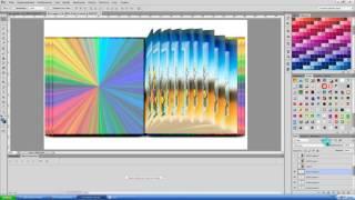 """Уроки фотошоп для каждого """"анимация перелистывания страниц"""""""