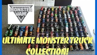 The Ultimate Monster Truck Collection!