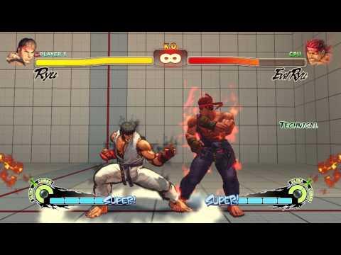 สอนวิธีเล่น Super Street Fighter 4 บทที่ 2