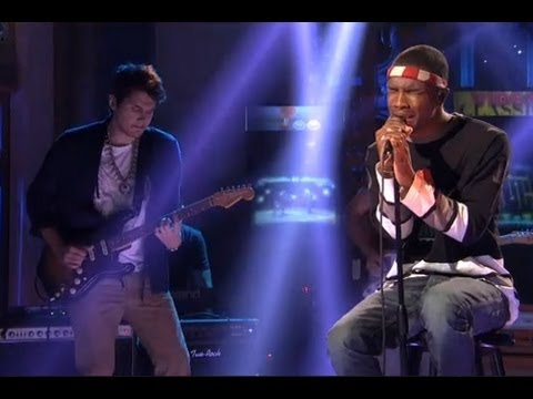 "Frank Ocean & John Mayer SNL Performance, ""Pyramid"" Music Video Release"