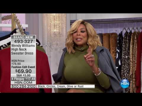 HSN | Weekends with Wendy Williams Fashions 09.24.2016 - 07 AM