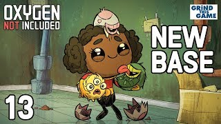 RANCHING UPGRADE MARK II #13 - Messing Things Up + Crash - Oxygen Not Included