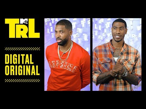 Iman Shumpert & Tristan Thompson Try To Name Every NBA Team | TRL Weekdays at 4pm