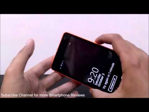 Forgot Password - How to Hard Reset Lumia 535 or ANY Windows Phone
