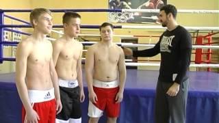 Абетка боксу урок №15-1