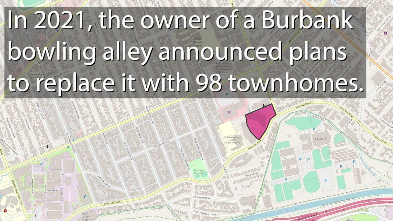 Burbank NIMBYs tell city council that townhomes will scare their horses