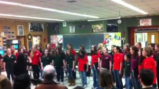 Elm City Girls Choir-Goodbye Yellow Brick Road
