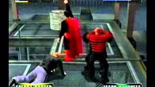 NoDQ CAW Season 4: 65 - Batman v Superman v Freddy Krueger v Jason Voorhees