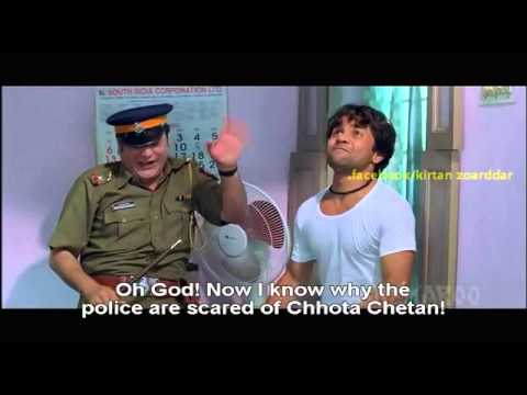 hungama Full Comedy Hindi Movie HD [only comedy]