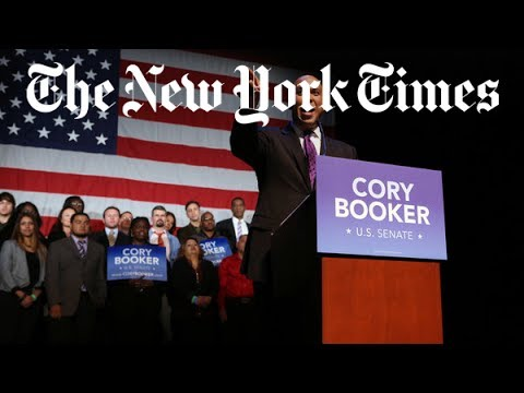 Corey Booker Wins New Jersey Senate Seat