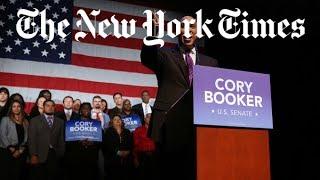 Corey Booker Wins New Jersey Senate Seat