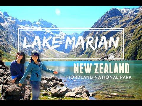 ✈ Lake Marian Trek (Te Anau, New Zealand)
