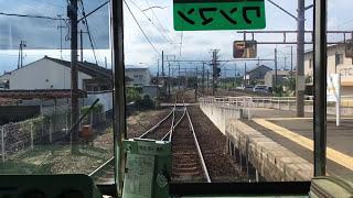 三岐鉄道101系(元西武401系)で夏の西藤原へ thumbnail