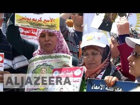 General Strike Against Detention Of Palestinian Prisoners In Israeli Jails