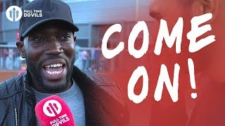 COME ON!!! | Southampton 0-1 Manchester United | FANCAM