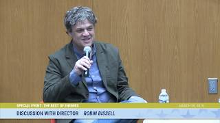Special Event: Discussion With The Best Of Enemies Director Robin Bissell March 20, 2019