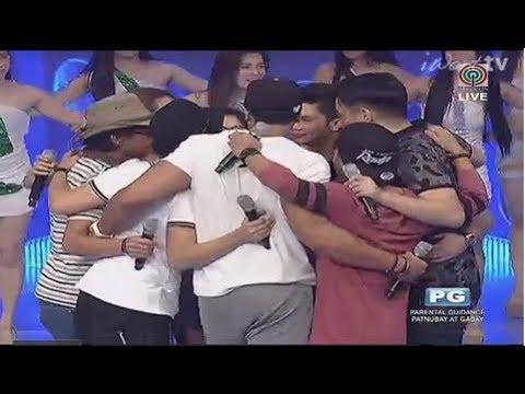 Kapit Lang lyrics - Jugs, Teddy and Vice Ganda ( It's Showtime )
