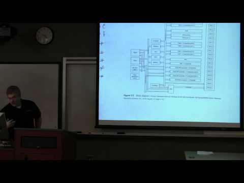 Embedded Systems Course - Lecture 07:  Organization and Architecture - Part 1