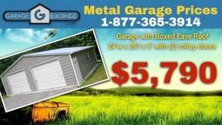 Aiken South Carolina Metal Garage Kits
